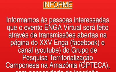 1ª CIRCULAR DO ENGA VIRTUAL